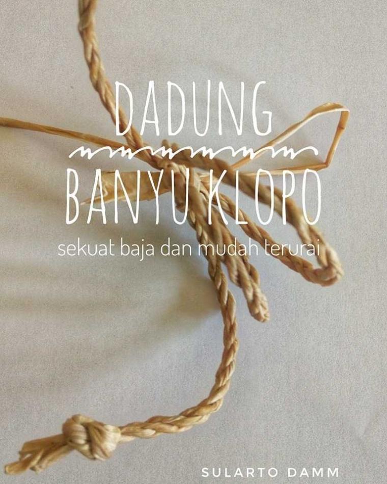 """Dadung Banyu Klopo - """"Biostring"""""""