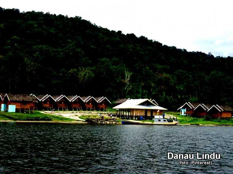 Danau Lindu Simbol Asmara Sawerigading yang Tertinggal di Tana Kaili