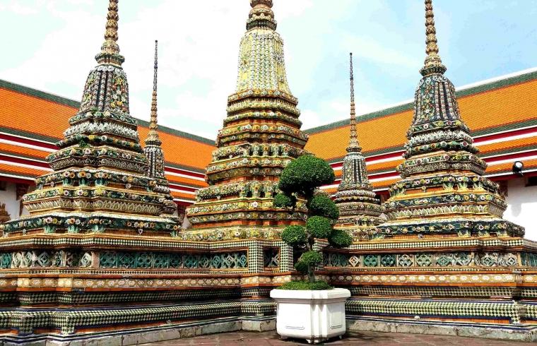 [Thai Picnic] Sehari Melancong ke Wat Arun dan Wat Pho