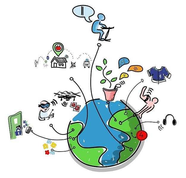 """""""Internet of Things"""" Sebagai Teknologi Masa Depan"""
