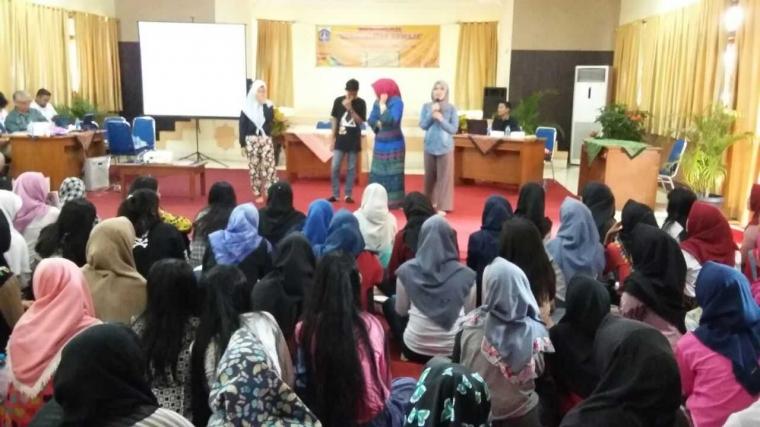 Anak Panti Dinsos Ikuti Seminar Seksualitas Remaja