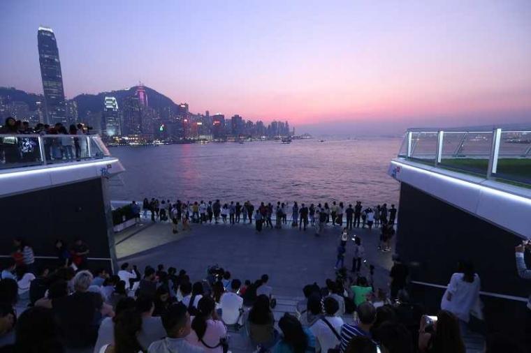 Jurus Pengelola Mal di Hong Kong Bertahan Hidup