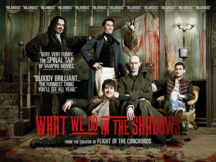 [Resensi Film] What We Do In The Shadows ; Dokumenter Kehidupan Vampire