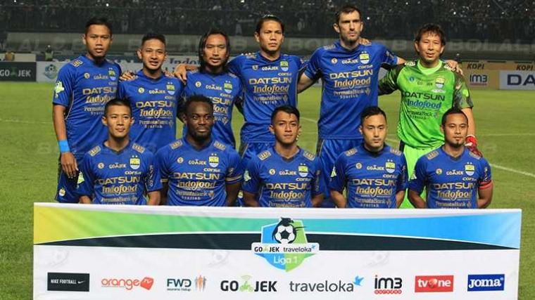 Persib Bandung, Awal Manis Kompetisi yang Berakhir dengan Pahit