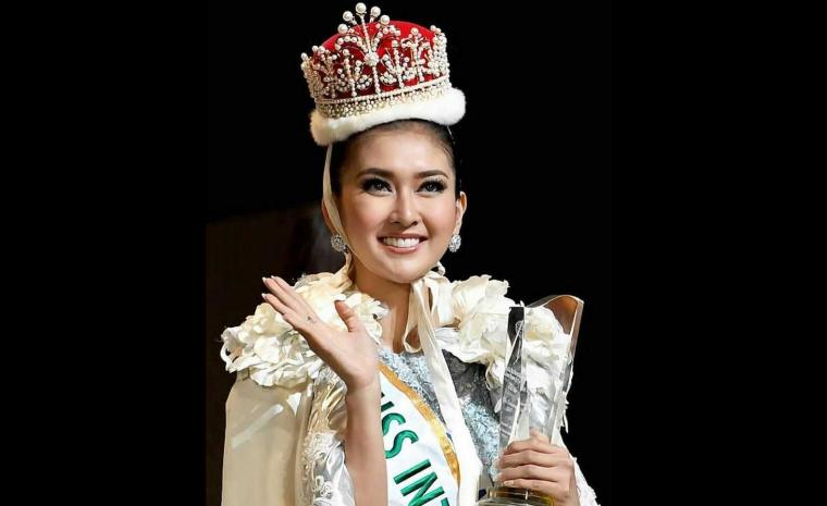 Bangga Campur Haru, Mojang Bandung Juara Miss International 2017