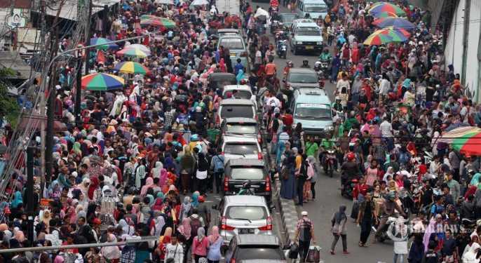 Pejalan Kaki Penyebab Kemacetan Tanah Abang Itu Sebuah Riset