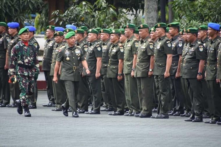 Kasad: Memasuki Tahun  Politik, TNI Tetap Netral