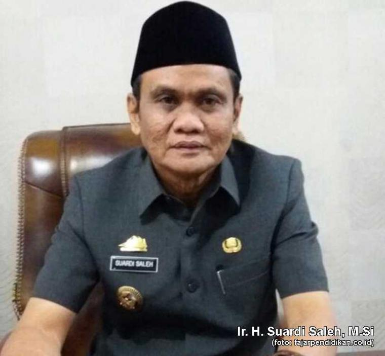 Masa Keraguan Berakhir, Ir H Suardi Saleh Dilatik Jadi Bupati Kabupaten Barru