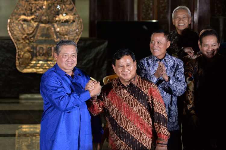 """Serobot"" Deddy Mizwar, SBY Paksa Prabowo Jadi ""Follower"""