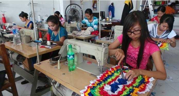 Geliat UKM, Konveksi Baju Senam dan Ekonomi Kerakyatan