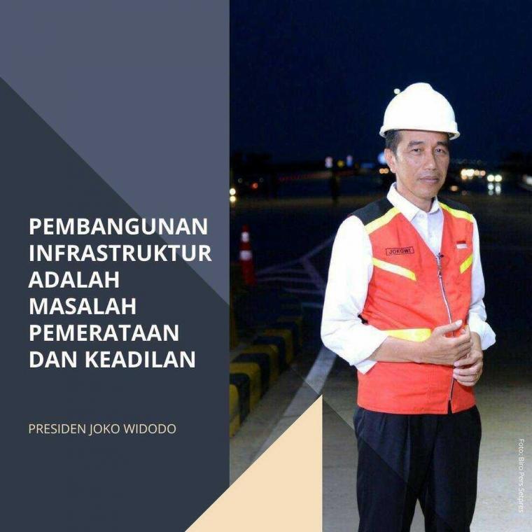 Mengevaluasi Pembangunan Infrastruktur Pemerintahan Jokowi-JK
