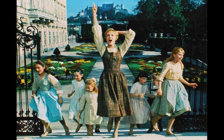 Julie Andrews, Selebritis Dunia ''Jadul'' yang Membius Pengunjung Pameranku