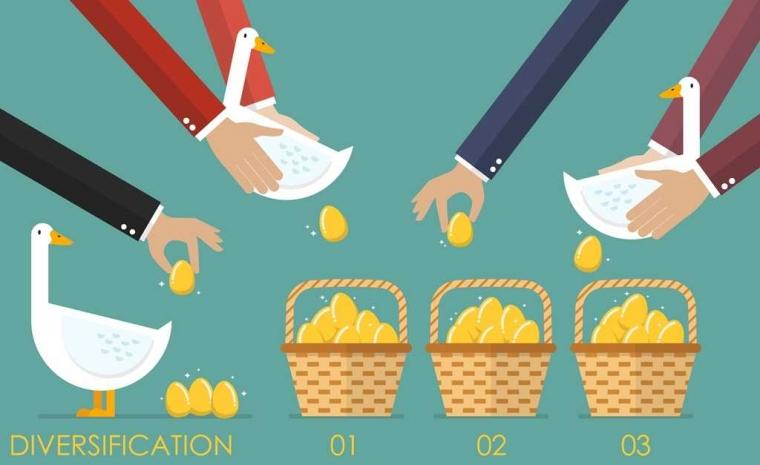 Diversifikasi, Strategi Investasi yang Masih Direkomendasikan Para Pakar