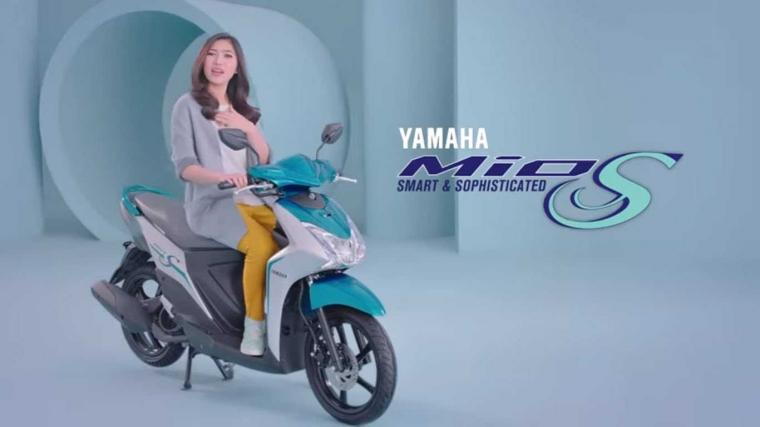 Yamaha Mio S untuk Cewek Muda