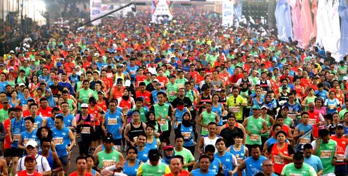 Kelas Menengah dan Konsumsi dalam Olahraga Lari Marathon