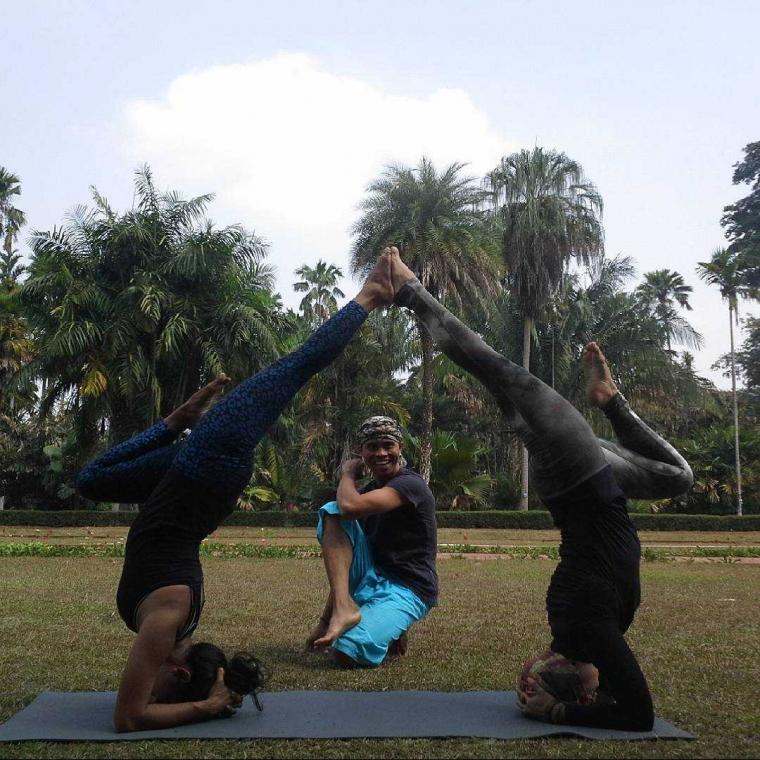 Emosi Anda Tidak Stabil? Cobalah  Atasi dengan Yoga!