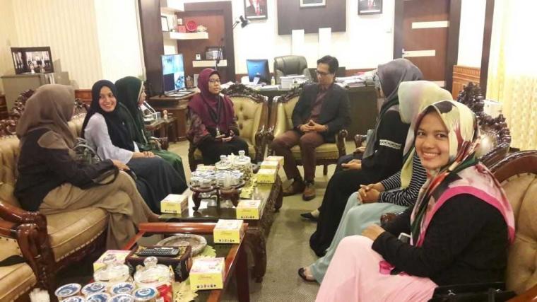 Irwan Djohan Apresiasi KOHATI Aceh Ajak Legislatif Peduli Sektor Perempuan