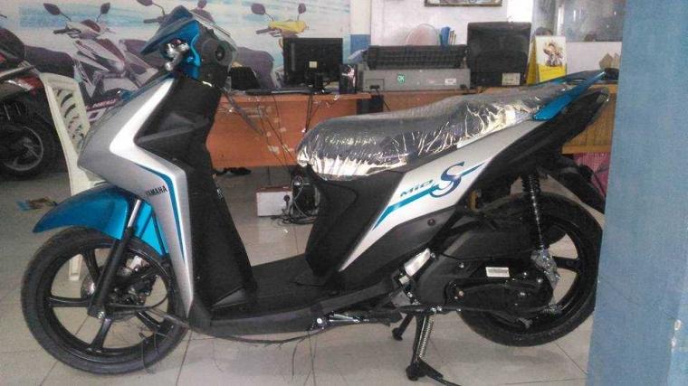 Melangkah Bebas dan Mengapai Mimpi bersama Yamaha Mio S