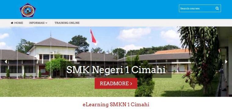 """Membangun Rapor """"Online"""" Memanfaatkan E-Learning SMKN 1 Cimahi"""