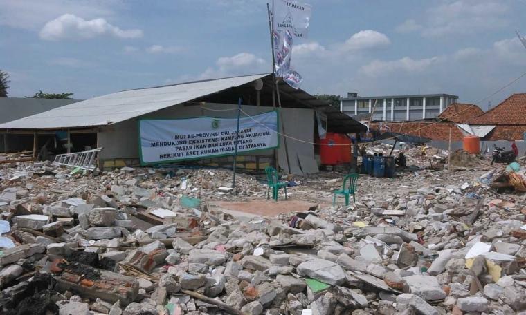 Pak Anies Baswedan Akan Melestarikan Kemiskinan di Jakarta?