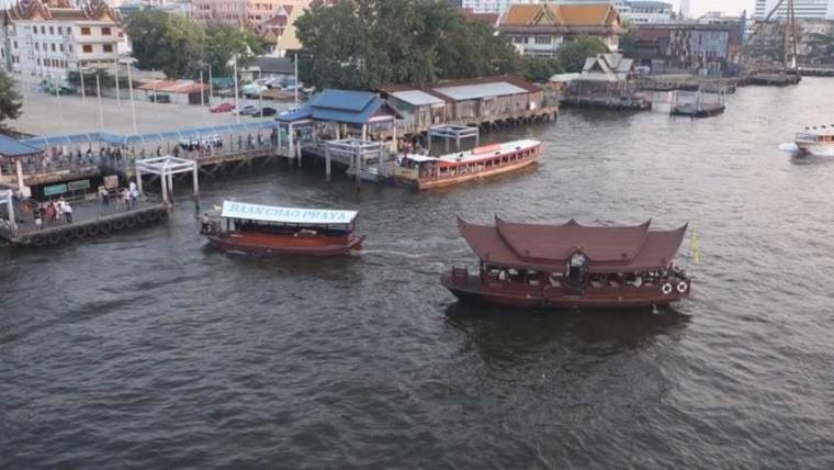 Cerpen | Di Tepi Sungai Chao Phraya, Aku Duduk dan Menangis