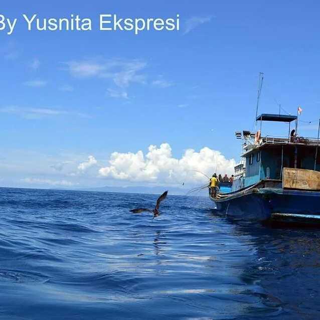 Tingkatkan Budaya Malu agar Lautku Bebas Sampah