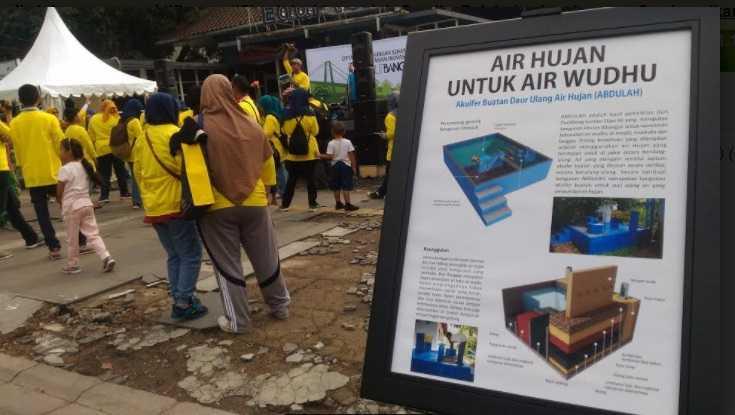 Mengenal Lebih Dekat Produk-produk Inovatif Balitbang PUPR di CFD Dago