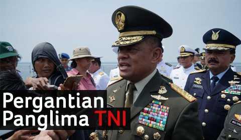 Panglima Baru TNI