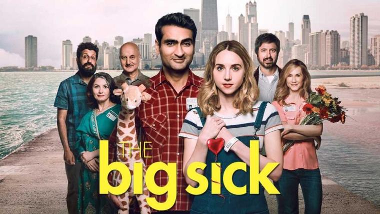"""Kisah Cinta Pasangan Berbeda Budaya dalam Film """"The Big Sick"""""""