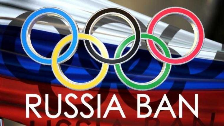 """""""Non Compliant Doping"""". Artinya (Rusia) Tidak Boleh Ikut Olimpiade"""