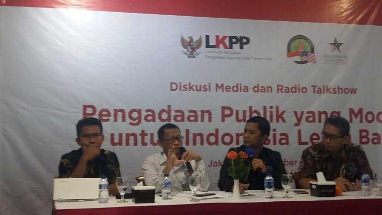 Sepuluh Tahun Sudah LKPP Hadir untuk Indonesia