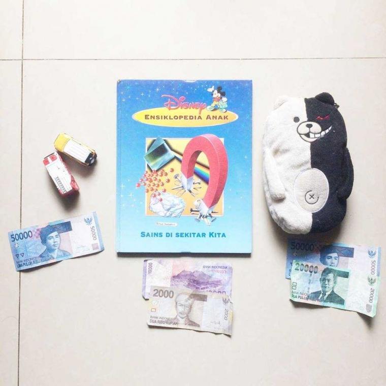 Perkenalkan Uang Rupiah Sejak Dini kepada Anak Anda