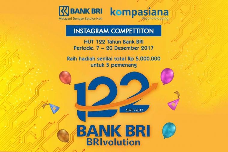 [HARI TERAKHIR] Evolusi Bank BRI selama 122 Tahun di Mata Anda