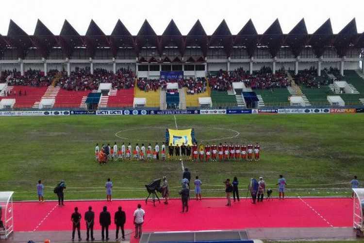 Catatan dari Aceh World Solidarity Cup, Mulai dari Lapangan Becek Sampai Nasionalisme Suporter