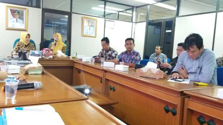 DPRD Banten Kunjungi Dinsos DKI