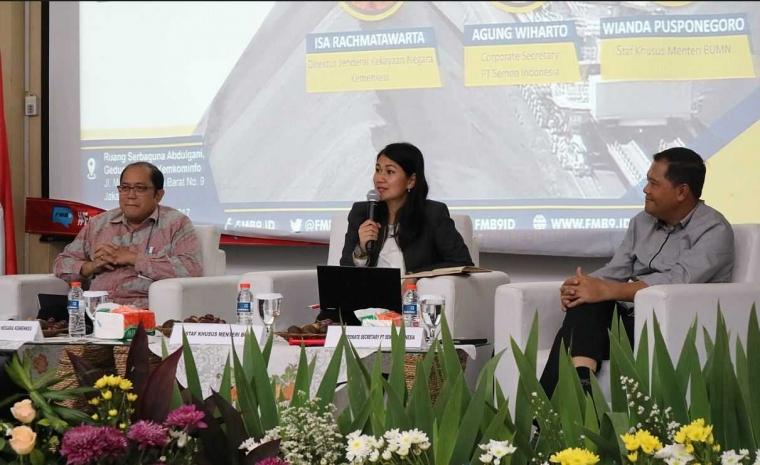 Holding BUMN Lebih Dulu Dilakukan oleh Industri Semen Indonesia