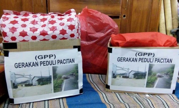 Penggalangan Dana Gerakan Peduli Pacitan (GPP), Usaha Tingkatkan Kesehatan Anak Bangsa