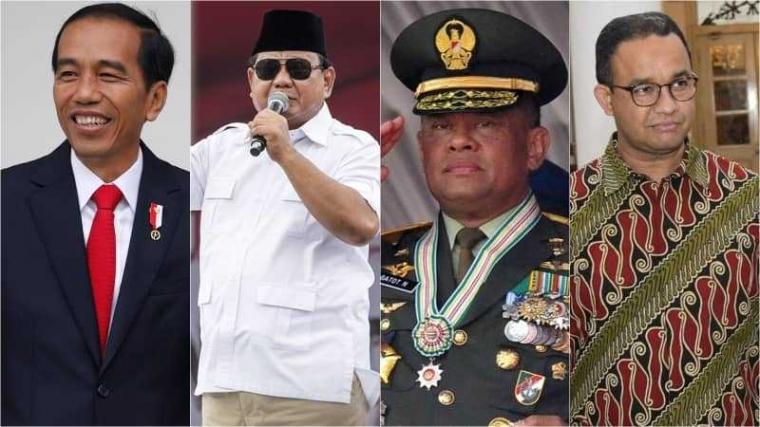 Siapakah Penantang Jokowi?