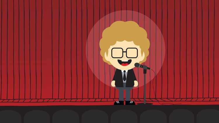 """Cara Mudah Belajar """"Stand-up Comedy"""""""
