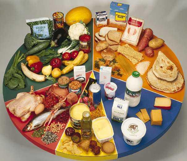 Kepentingan Diet Seimbang kepada Kita