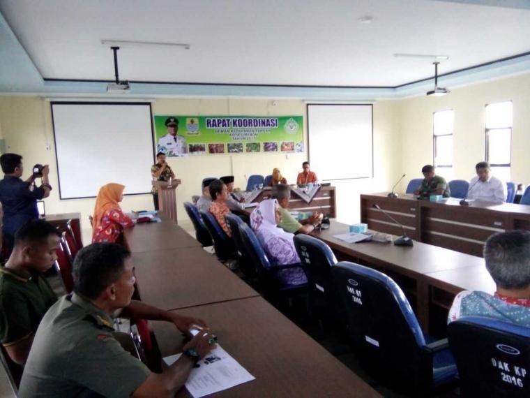Kesedian Pangan di Kota Cirebon Relatif Stabil