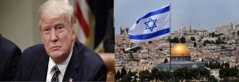 Trump Tumbal Sejarah Al Quds