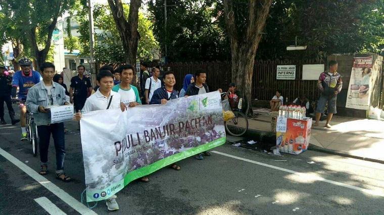 Beasiswa Etos Surabaya Peduli Banjir Pacitan