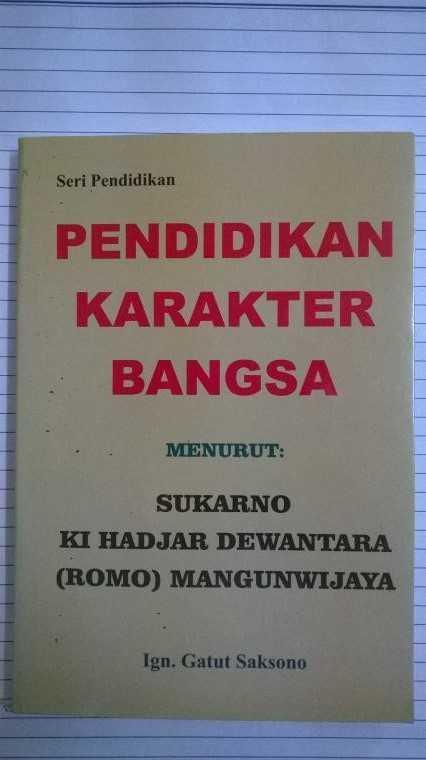 Ebook Pendidikan Karakter