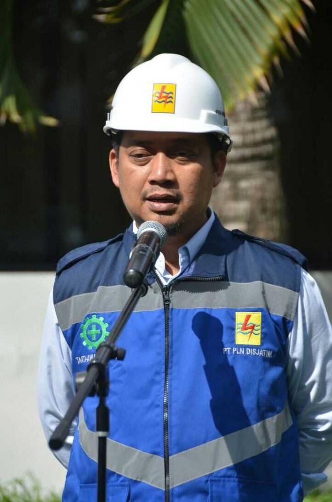 Apel Siaga Natal dan Tahun Baru 2018 PLN Area Surabaya Selatan