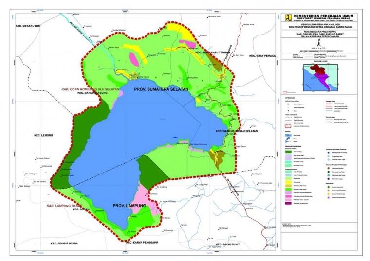 Keindahan Danau Ranau Beserta Kekayaan Potensinya Oleh Apriyan