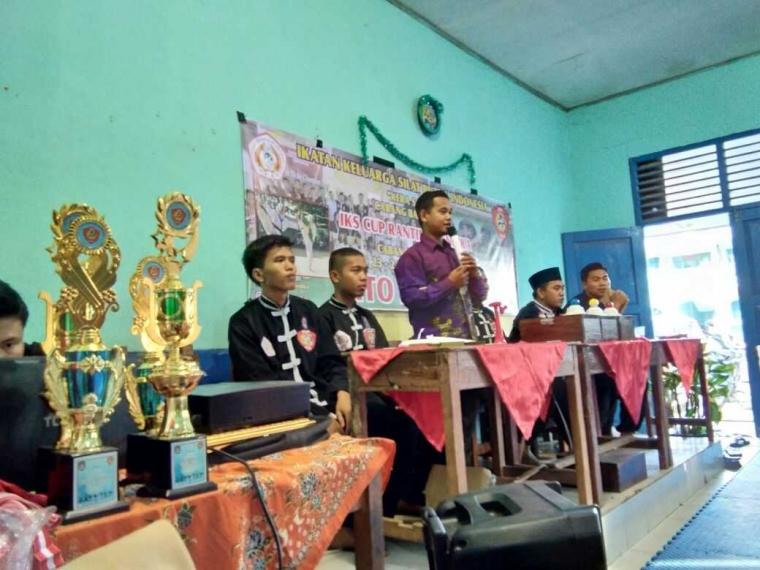 Kejuaraan IKS CUP Ranting Sandika Cabang Banyuasin