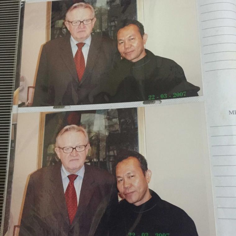 Ketika Saya Makan Bersama dengan Dua Presiden Finlandia