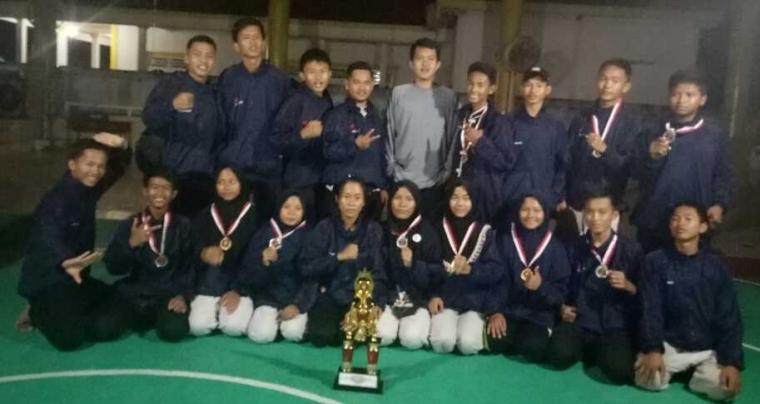 IKSPI Banyuasin Juara di Ajang ''Ogan Ilir Cup'' 1 Sumsel