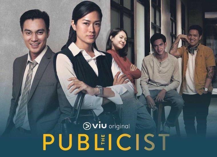 ''The Publicist'', Drama Indonesia Rasa Korea